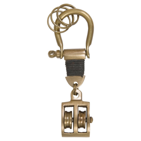 Key Ring - Pulley