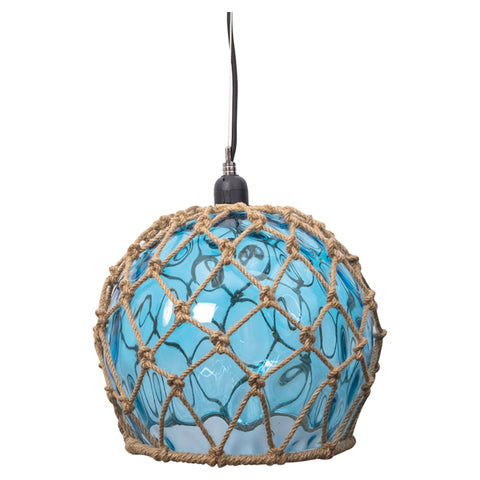 Rope Lamp - Buoy Style