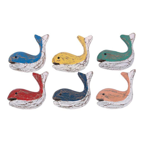 Batela Giftware-Home Decoration-Fridge Magnets - Whale (Set of 6)
