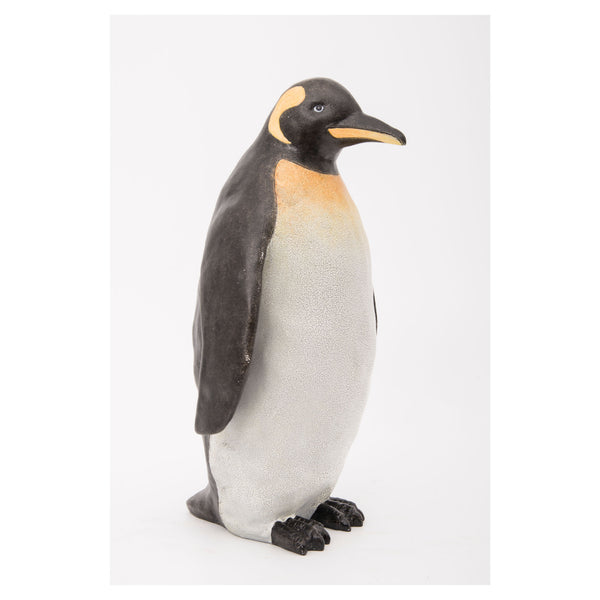 Batela Giftware-Figurines-Penguin Figurine Looking Ahead