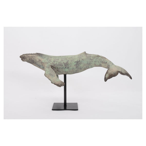 Batela Giftware-Marine Mammals-Whale on a Display Stand Ornament