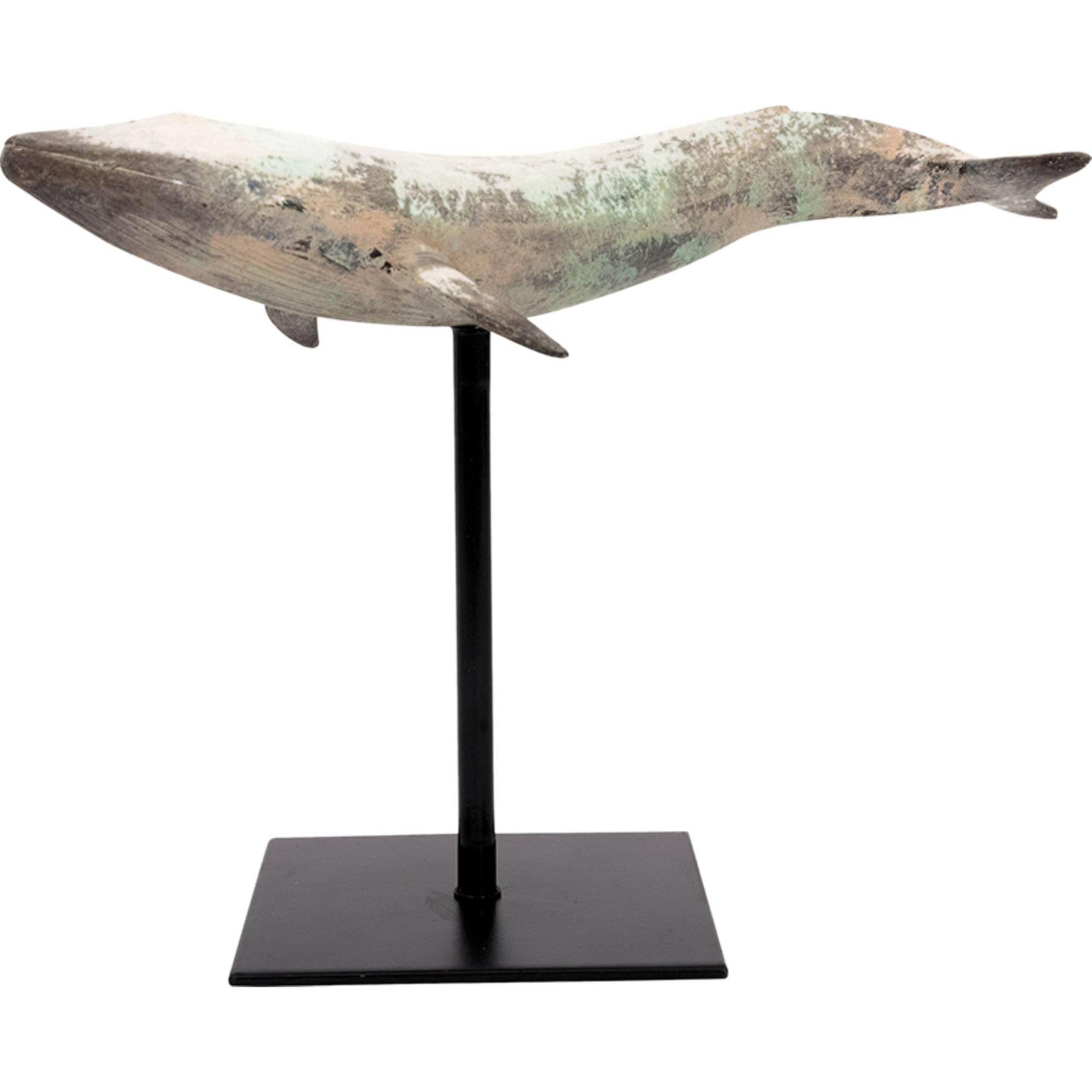 Batela Giftware-Marine Mammals-Sperm Whale on a Stand Ornament