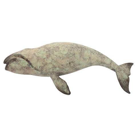 Sperm Whale Wall Mounted Ornament