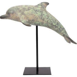 Dolphin Ornament with Stand