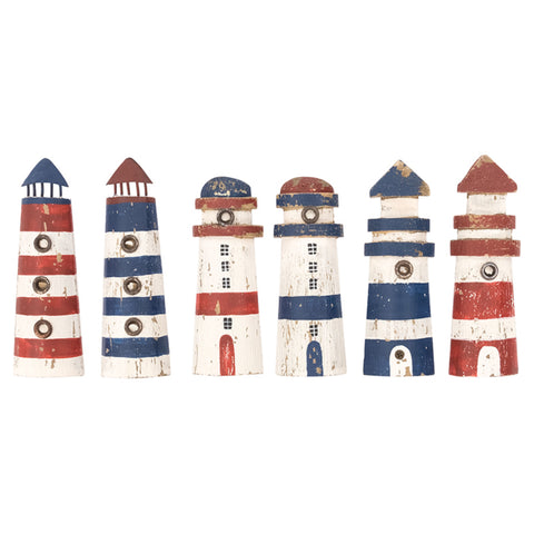 Batela Giftware-Home Decoration-Fridge Magnets- Lighthouses