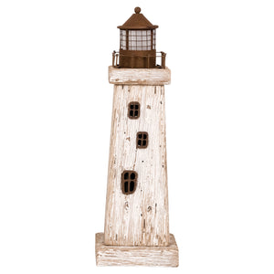 Batela Giftware-Lighthouses-Electric Lighthouse Ornament 1895