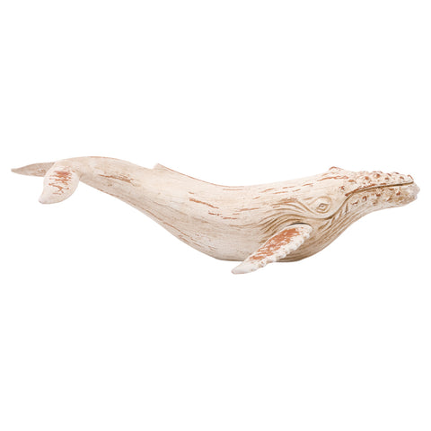Large Sperm Whale Ornament