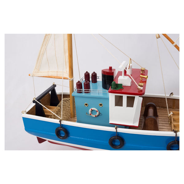 Batela Giftware-Fishing Boats-Model Fishing Boat IX - Model Boat