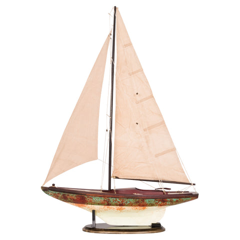 Batela Giftware-Sail Boats-Sailing Yacht - Large - Model Boat