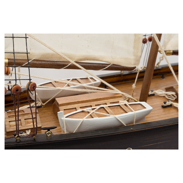 Batela Giftware-Sail Boats-Triple Mast Sailing Ship - Model Boat