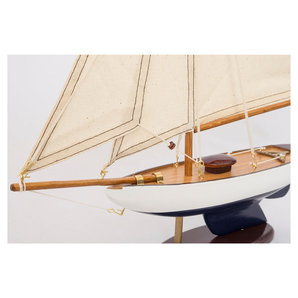 Sailing Boat with Stand - Model Boat