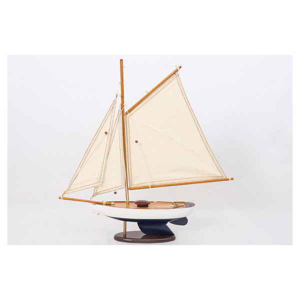 Batela Giftware-Sail Boats-Sailing Boat with Stand - Model Boat