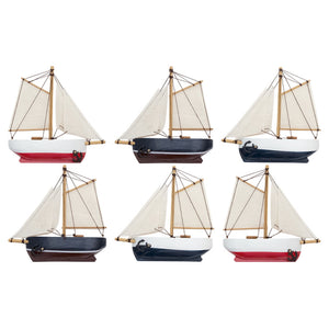 Batela Giftware-Home Decoration-Fridge Magnets- Sailing Ships