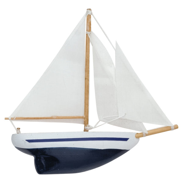 Batela Giftware-Home Decoration-Fridge Magnets- Sailing Boat