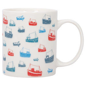Batela Giftware-Mugs-Boat Mugs (Set of 4)