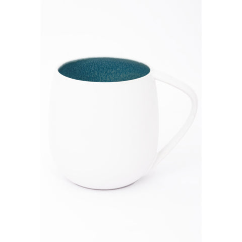 Aquamarine Coffee Mugs (Set of 4)
