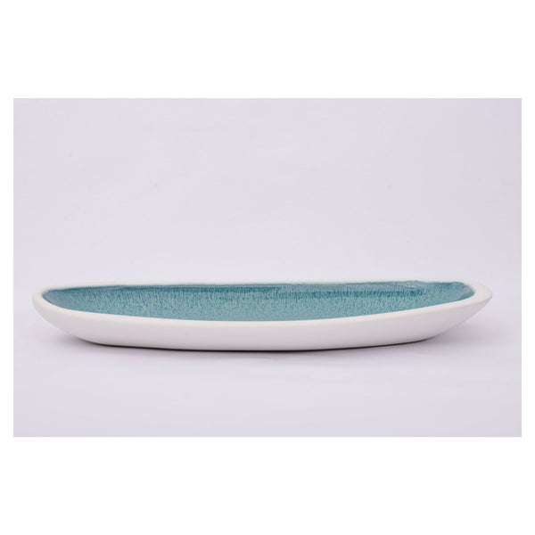 Batela Giftware-Crockery-Aquamarine Serving Platter