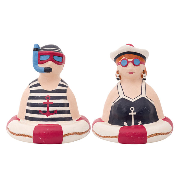 Batela Giftware-Figurines-Couple by the Sea