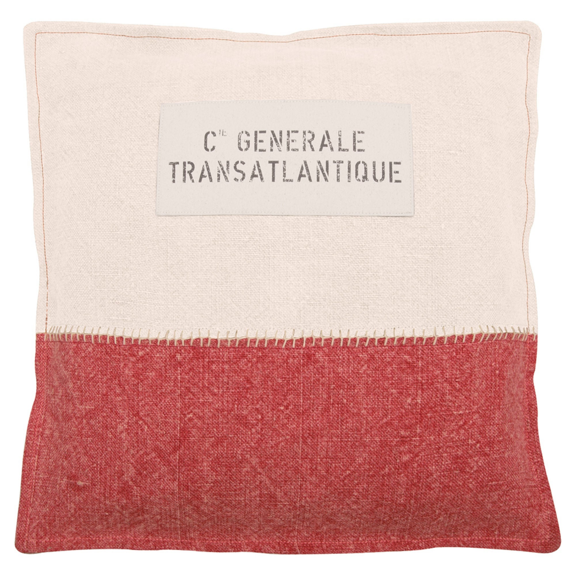 Batela Giftware-Cushions-Cushion Cover in Paprika