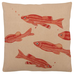 Cushion - Fishes