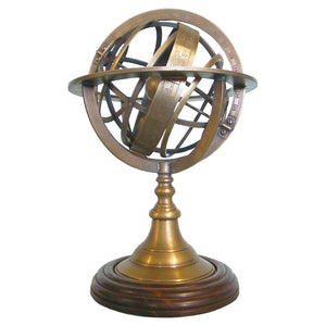 Batela Giftware-Desktop-Armillary Sphere Sculpture