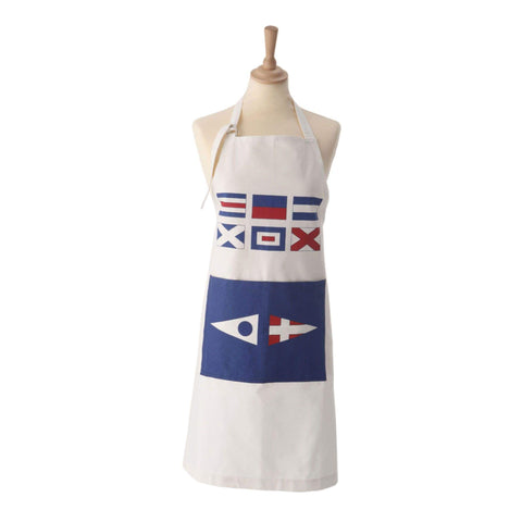 Batela Giftware-Apron-Apron with Flags Design