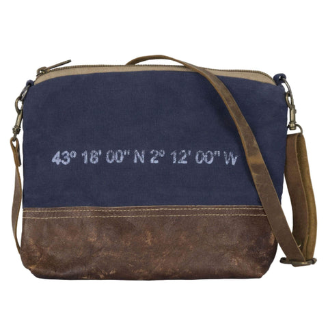Batela Giftware Bags Navy Shoulder Bag