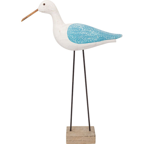 Batela Giftware Birds Default Large Blue Wading Bird Ornament