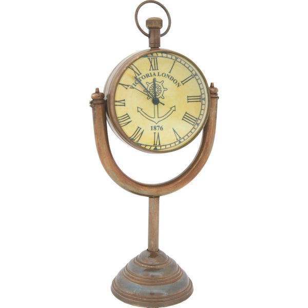 Batela Giftware-Clock-Clock With Moon Stand