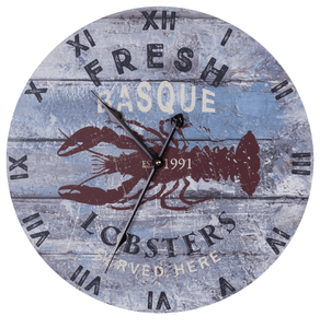 Batela Giftware-Clock-Lobster Wall Clock