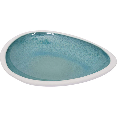 Batela Giftware-Crockery-Aquamarine Plate