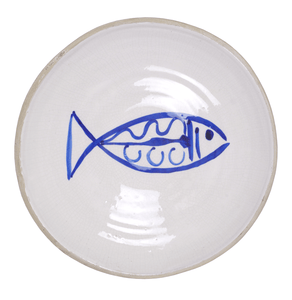 Batela Giftware Crockery Fish Plate
