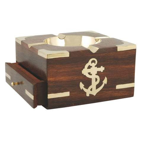 Batela Giftware-Desktop-Ashtray Box