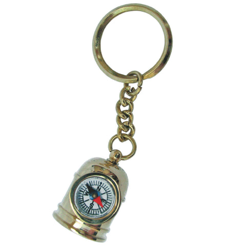 Batela Giftware-Key Ring-Binnacle Key Ring with Wooden Box