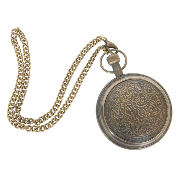 Batela Giftware-Desktop-Santa Maria Pocket Watch