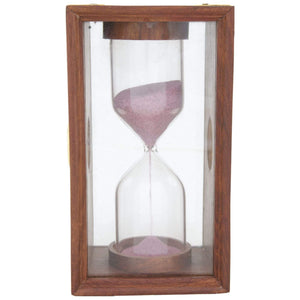 Batela Giftware-Desktop-Wooden Hourglass