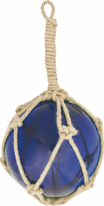 Batela Giftware-Desktop-Glass Buoy on a Rope