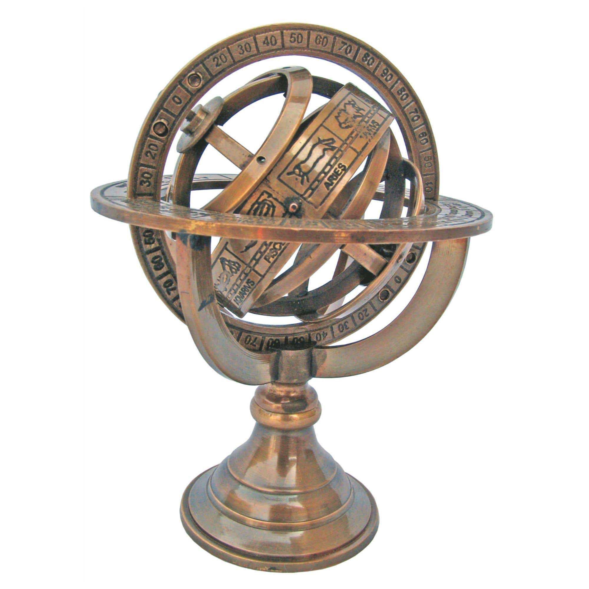 Batela Giftware Desktop Mini Armillary Sphere