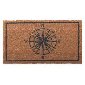 Batela Giftware-Doormats-Rose Of The Winds Doormat