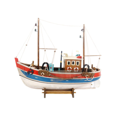 Batela Giftware-Fishing Boats-Atlantic Fishing Boat I - Model Boat