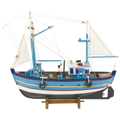 Batela Giftware-Fishing Boats-Atlantic Fishing Boat II - Model Boat