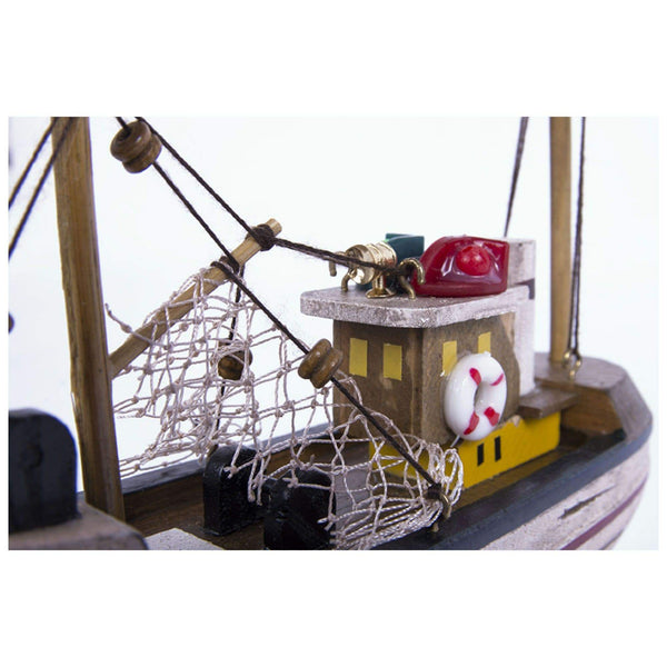 Batela Giftware-Fishing Boats-Atlantic Fishing Boat IV - Model Boat