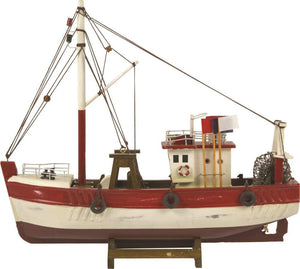 Batela Giftware-Fishing Boats-Atlantic Fishing Boat V - Model Boat