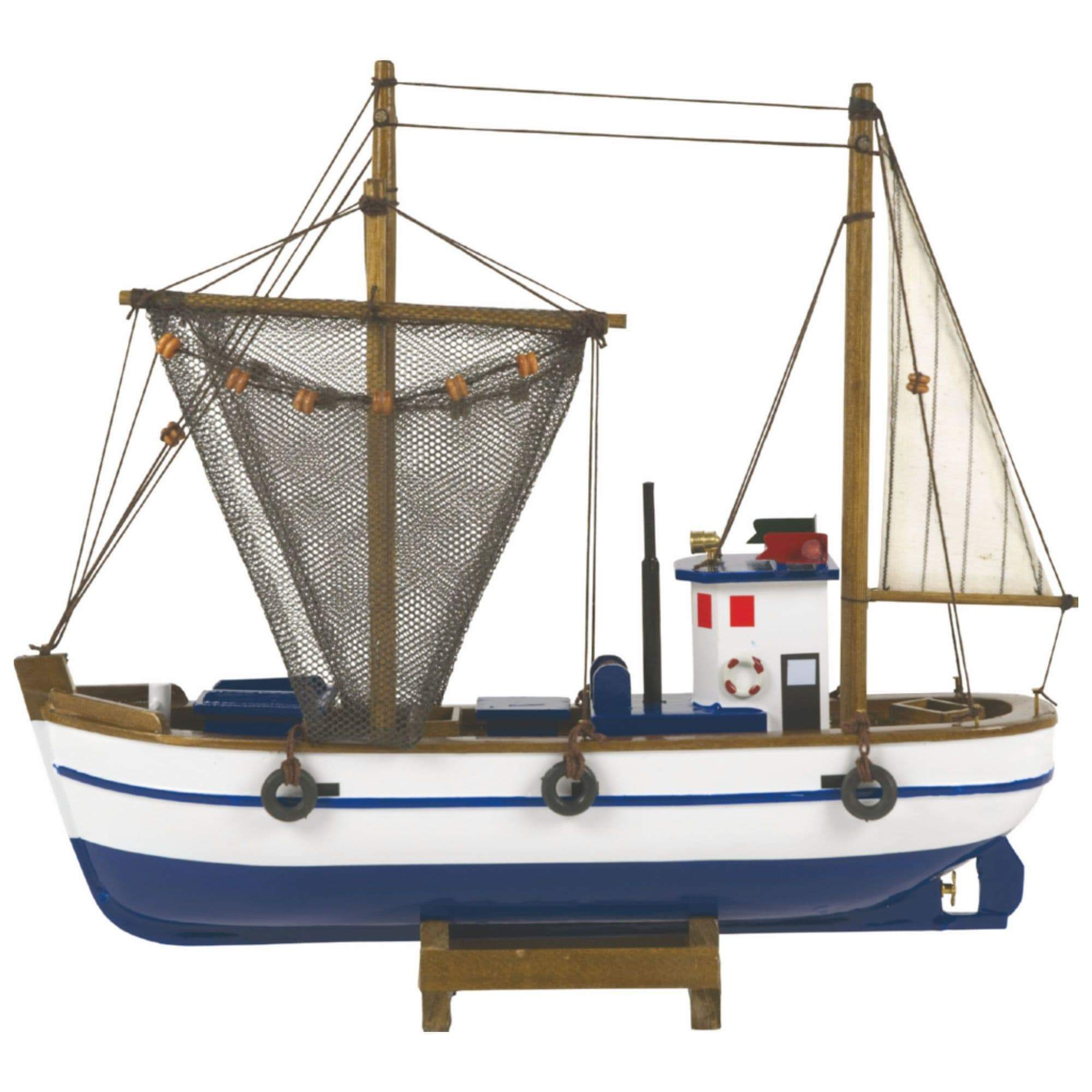 Batela Giftware-Fishing Boats-Fishing Boat VI - Model Boat