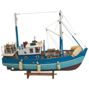 Batela Giftware-Fishing Boats-Seafood Fishing Boat I - Model Boat