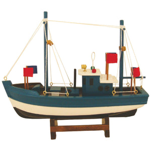 Batela Giftware Fishing Boats Default Seafood Fishing Boat II - Model Boat