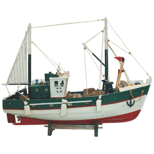 Batela Giftware-Fishing Boats-Seafood Fishing Boat III - Model Boat
