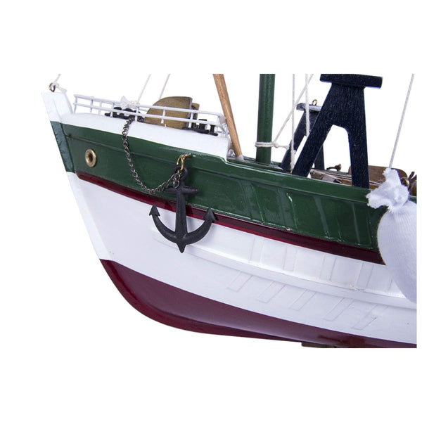 Batela Giftware Fishing Boats Default Seafood Fishing Boat III - Model Boat
