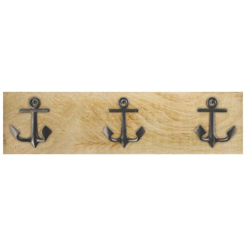 Batela Giftware Home Decoration Coat Rack Anchors