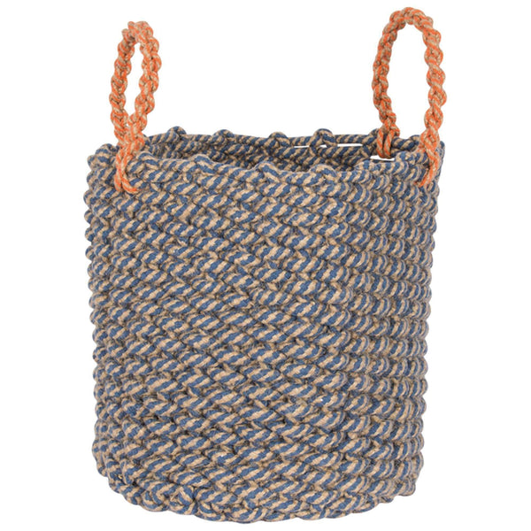 Batela Giftware-Bathroom-Linen Baskets in Rope (Set of 2)